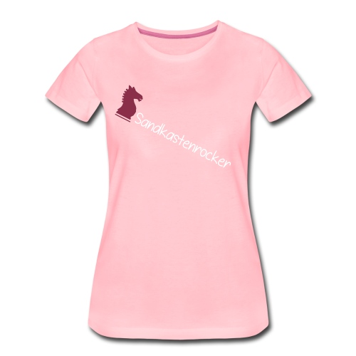 Sandkastenrocker - Frauen Premium T-Shirt
