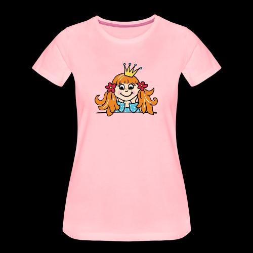Kleine Prinzessin - Frauen Premium T-Shirt