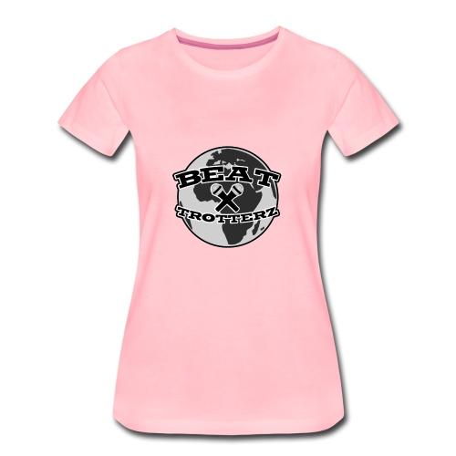 Beat Trotterz - T-shirt Premium Femme