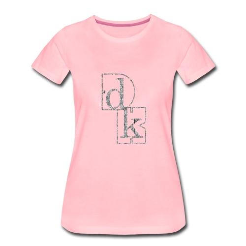 Zebra DK - Frauen Premium T-Shirt