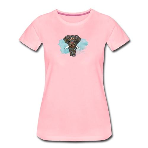 reisefroh Design - Frauen Premium T-Shirt