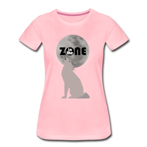 In the Zone Wolf - Camiseta premium mujer