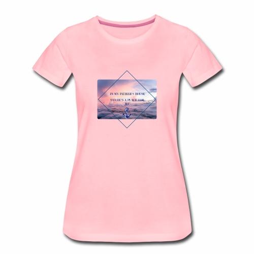 A place for me - Frauen Premium T-Shirt