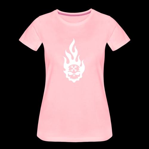 white - Frauen Premium T-Shirt