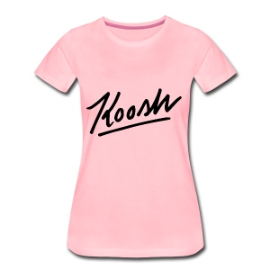 koosh - Frauen Premium T-Shirt