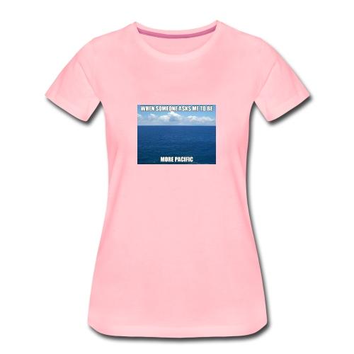 Funny merch - Women's Premium T-Shirt