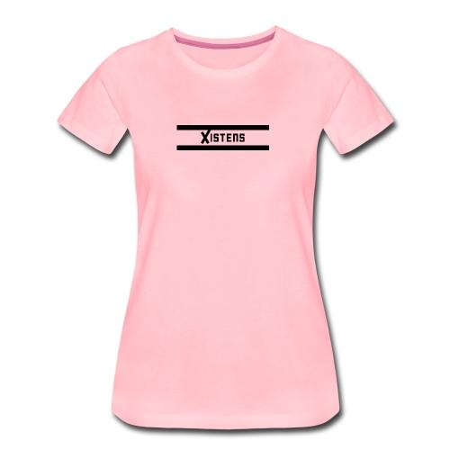 Xistens - Premium T-skjorte for kvinner