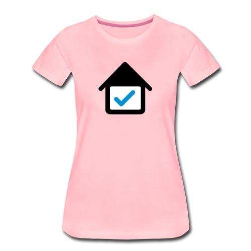 Studentenwohnung-einrichten.de - Frauen Premium T-Shirt