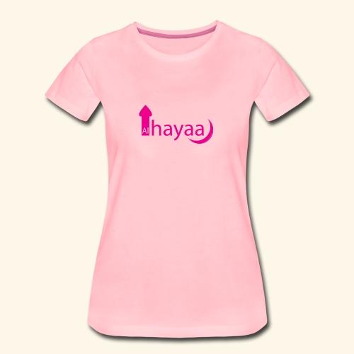 Al Hayaa - T-shirt Premium Femme