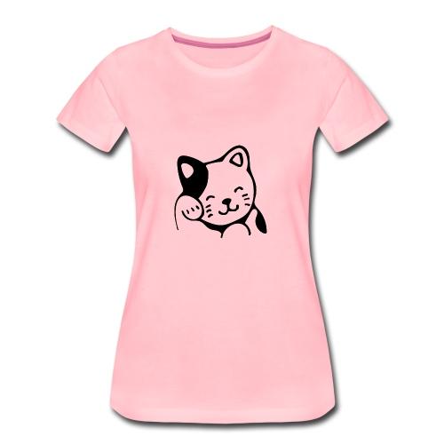 Kätzchen - Kitty - Frauen Premium T-Shirt
