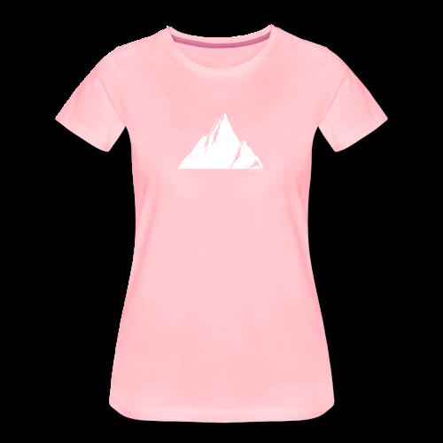 Sarah's Baby Mountain - Frauen Premium T-Shirt