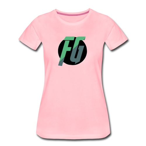 FGminy - Vrouwen Premium T-shirt