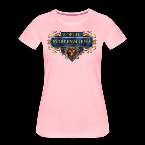Die Morgenmuffel - Frauen Premium T-Shirt