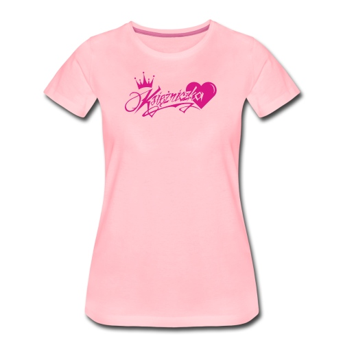 Ksiezniczka - Koszulka damska Premium