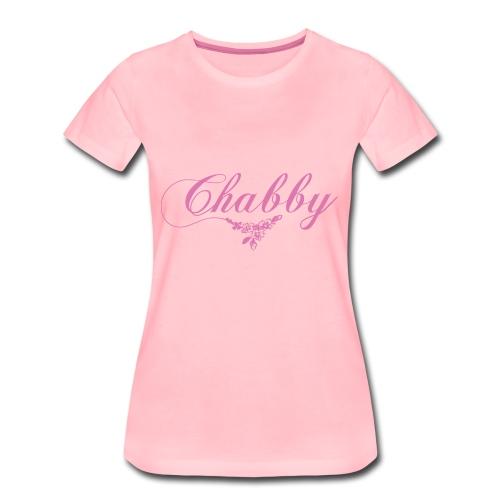chabby - Frauen Premium T-Shirt