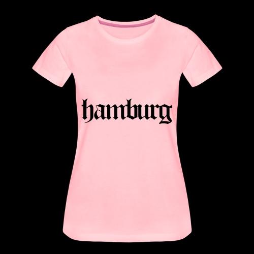 Hamburg Hamburg Deutschland Stadt - Frauen Premium T-Shirt