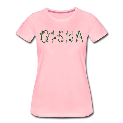 qisha - Frauen Premium T-Shirt