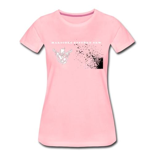 Hardcoregestört3 - Frauen Premium T-Shirt