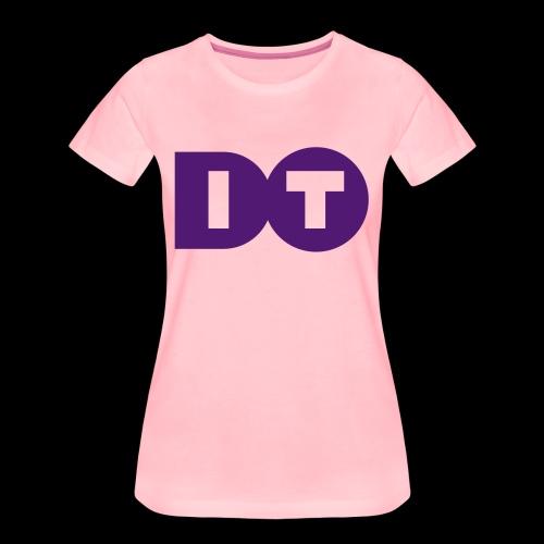 do it - triathlon sport - Frauen Premium T-Shirt