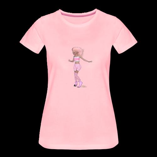 lutinette - T-shirt Premium Femme