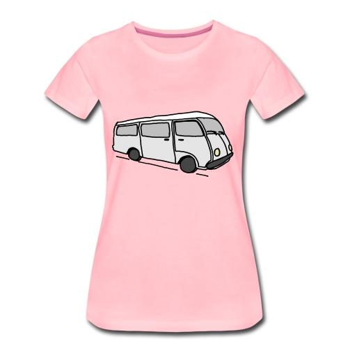 combitnik3 - T-shirt Premium Femme