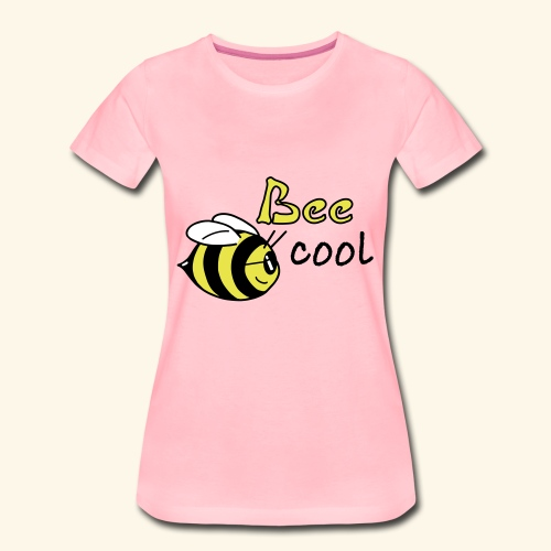 bee cool - Frauen Premium T-Shirt