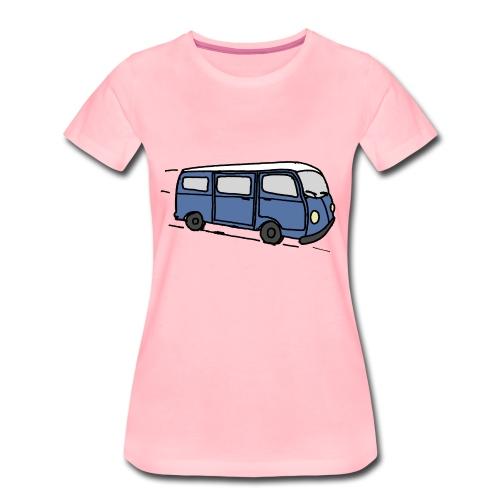 combitnik4 - T-shirt Premium Femme
