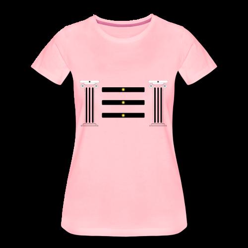 Lumières Des Congruences - T-shirt Premium Femme