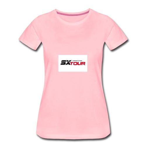sx tour - T-shirt Premium Femme