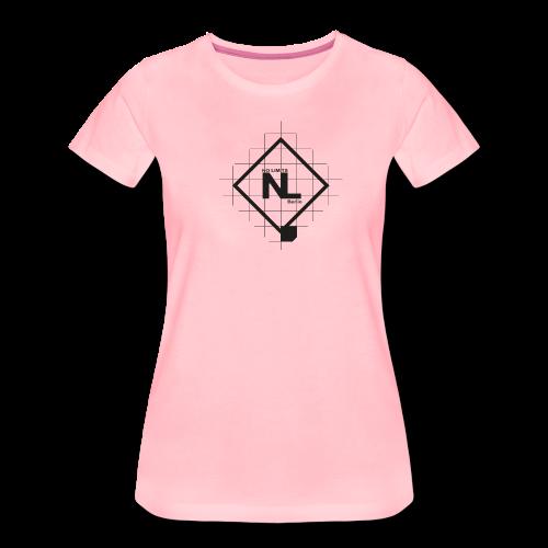 No Limits Berlin - Frauen Premium T-Shirt
