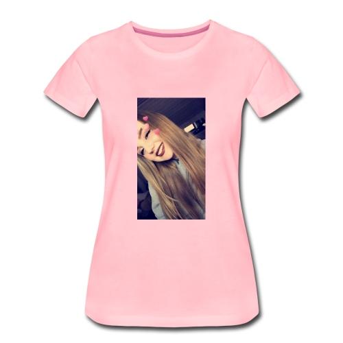 E12B864F B485 4100 AD3F 2766C25BDA69 - Frauen Premium T-Shirt