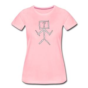 LA SCATOLA - Maglietta Premium da donna