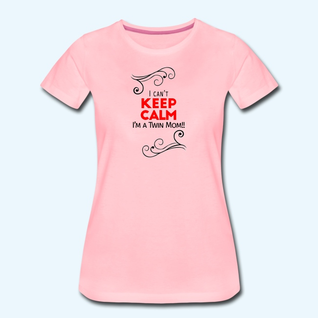 I Can't Keep Calm (voor lichte stof)