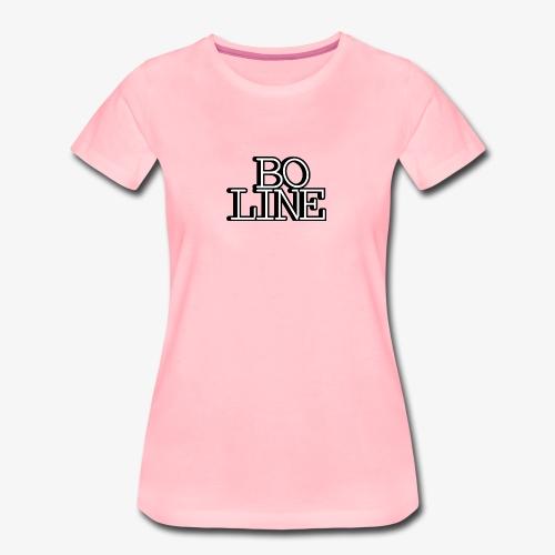 boline - Frauen Premium T-Shirt