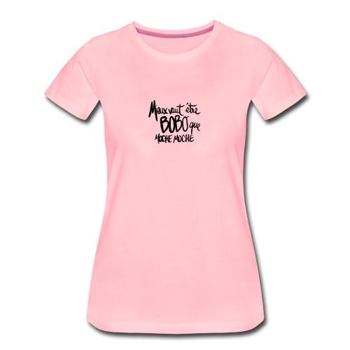 BOBO CHIC - T-shirt Premium Femme