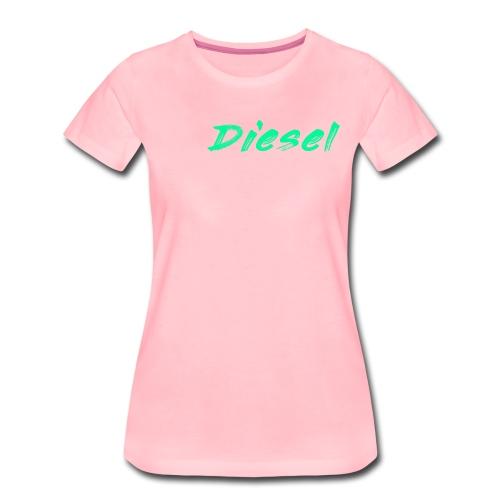 diesel - Women's Premium T-Shirt