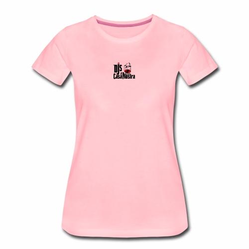 DJ'S a Casa Nostra - Camiseta premium mujer