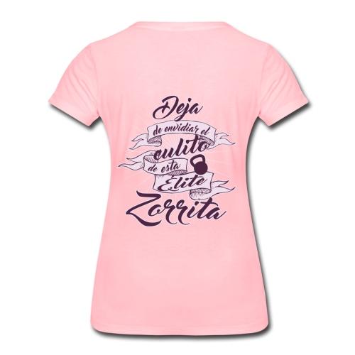 Culito Elite Zorrita - Camiseta premium mujer