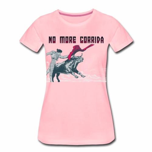 plus jamais de corrida - T-shirt Premium Femme