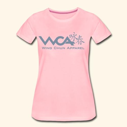 WCA - Logo - Women's Premium T-Shirt