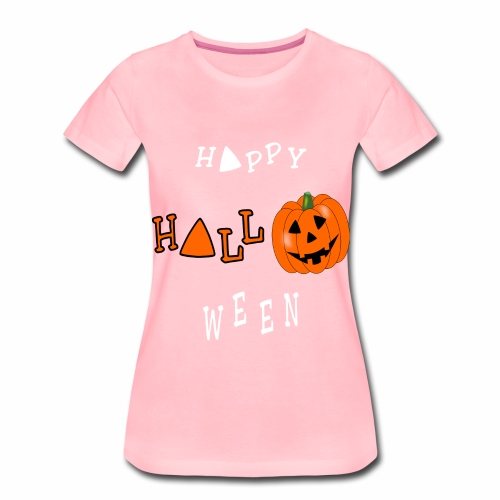 Happy Halloween - Women's Premium T-Shirt
