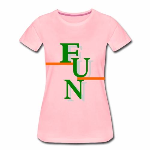 Fun 1 - Women's Premium T-Shirt