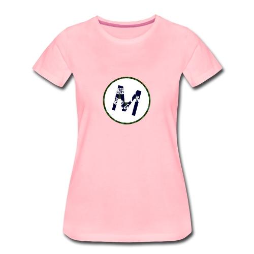 Mr.M cammologo3 - Women's Premium T-Shirt