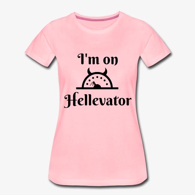 I'm on hellevator