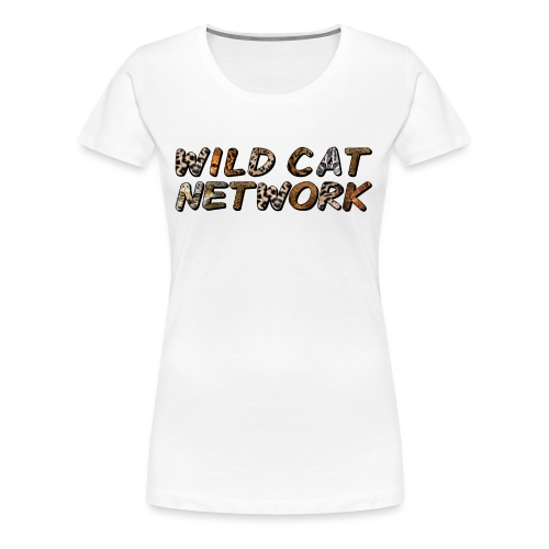 WildCatNetwork 1 - Women's Premium T-Shirt