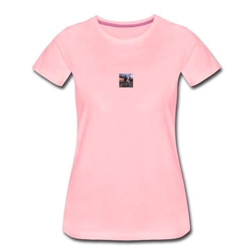 SLG Logo 2 - Vrouwen Premium T-shirt