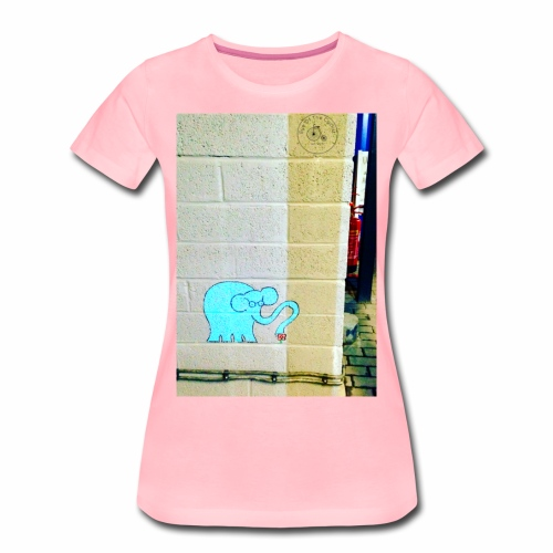 elie smellie - Women's Premium T-Shirt