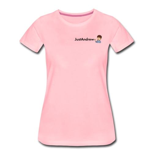 Classic JustAndrew - Women's Premium T-Shirt