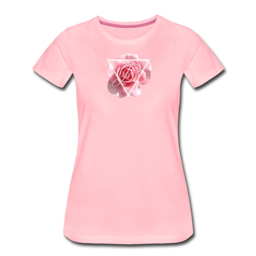 Rose Logo - Women's Premium T-Shirt