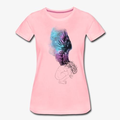 Anguish - Dame premium T-shirt